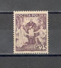 POLONIA 405 - SIGISMONDO 2°  1938 -  MAZZETTA  DI 25 - VEDI FOTO