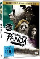 Wastelander Panda: Exile / Komplette postapokalyptische Abenteuerserie DVD Neu!