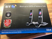 BT8600 Advanced Call Blocker Digital Cordless Phone. New In Box