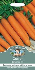Mr Fothergills - Pictorial Packet - Vegetable - Carrot Romance F1 - 500 Seeds
