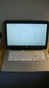 HP ChromeBook 14 G3 Nvidia Tegra K1 2.10 GHz 4 GB RAM 32GB SSD 14'' Laptop READ