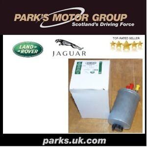 Genuine New Jaguar X-Type Diesel Fuel Filter  (C2S27643)