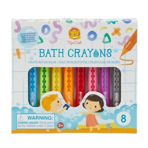 Bath Crayons, Bath Toys, Non Toxic Washes Off With Water,