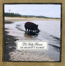 La Vela Puerca - De Bichos y Flores [New CD] Explicit