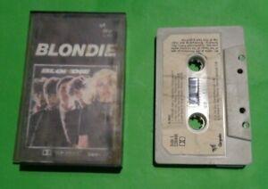 BLONDIE Self Titled Original Music Audio Album Cassette Tape Free Post Q