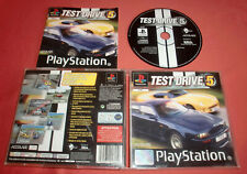 Playstation PS1 Test Drive 5 [PAL-(FR)] PS One *JRF