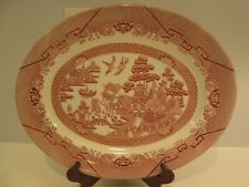 CHURCHILL COLLECTION RED WILLOW LARGE PLATTER
