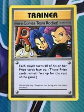 Here Comes Team Rocket - 113/108 - Uncommon Pokemon Card NM/Mint - Combined Post