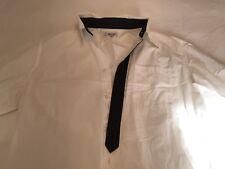 • moschino  white shirt xl  🇮🇹