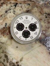Rolex Daytona Panda Dial 116509 116519 18ct White Gold Blue Chromalight