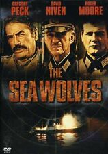 The Sea Wolves (1980) Gregory Peck, Roger Moore, David Niven | New | DVD