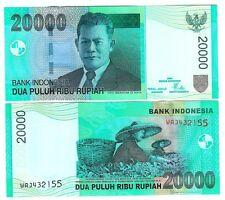 L'Indonesia Indonesia 20000 20.000 rupia 2004/2006 UNC P 144 C