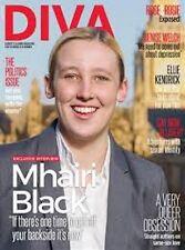 Diva Revista Mayo 2017 - LBGT LESBIAN & BI Estilo De Vida - Mhairi Black -