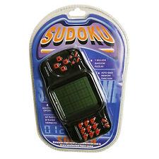 Sudoku Handheld Electrnic Game Any Level Pocket Travel