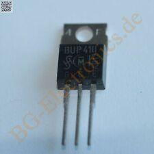 1 x BUP410 IGBT 50W 13A  Siemens TO-220 1pcs