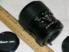 Albinar-ADG Auto Zoom Macro 1:3.5-4.8 , 35-70mm Lens w/ Canon Style Bayonet MT.
