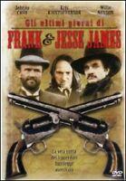 dvd GLI ULTIMI GIORNI DI FRANK & JESSE JAMES J. CASH, KRISTOFFERSON 1° EDIZIONE