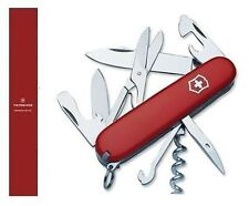 "Victorinox: 1.3703 ""Climber red"" temperino milleusi  (swiss made)"