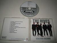 THE HIVES/VENI VIDI VICIOUS(BURNING HEARTS/BHR 107)CD ALBUM