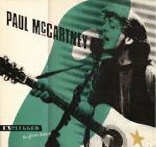 Paul McCartney, Unplugged, NEW/MINT Numbered limited Ed Spanish import vinyl LP