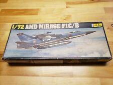1/72 Heller AMD Mirage F1C/B Model Kit Sealed #258