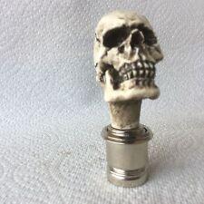 Made in USA Skull knob Car Cigarette Lighter 12v Hot Rat Street Rod shift #32CL