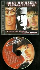 Bret Michaels Freedom Of Sound Vol. 1 CD Rare ! Poison glam hair metal