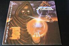 LP PANZER caballeros de sangre SPAIN CHAPA 1986 VINYL VINILO HEAVY METAL