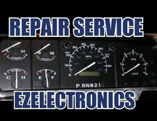 FORD F150 F250 F350 F450 BRONCO  INSTRUMENT CLUSTER REPAIR SERVICE 1992 TO 1997