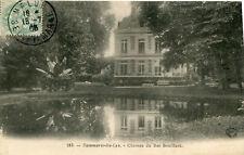 DAMMARIE LES LYS LOT 2 cartes Château du Bas Bouillant Dos divisé et dos simple