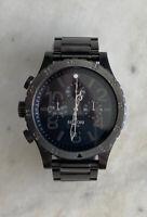 Nixon 48-20 Chrono A486-502-00 Wrist Watch for Men