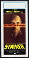 Plakat Stalker Andrej Tarkowski Solonicyn Kajdanovskij Kino 1 Ed 1979 L12