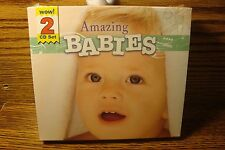 Amazing BABIES 2 CDs of 25+ Favorite Baby songs NEW  Enlarge Photos for List