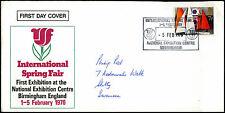 GB 1976 International Spring Fair NEC Special Event Cover#C39796