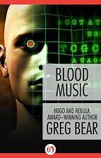 Blood Music by Greg Bear (2014, Paperback)