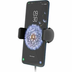 Belkin BoostUp 1.1M 10W Wireless Charging Vent Mount iPhone X XR XS Max 8 plus