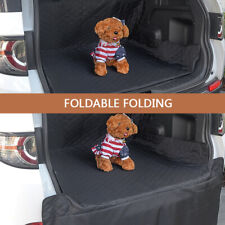 New listing Pet Dog Rear Seat Protector Cover Travel Car Waterproof Back Seat Cover Mat Us