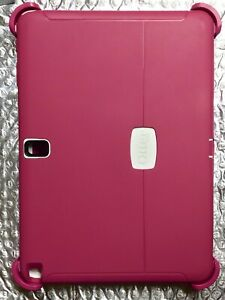 NEW OtterBox Defender Case for Samsung GALAXY TabPRO 10.1/Note 10.1 Pink