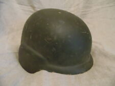 CASQUE ARMEE FRANCAISE CGF GALLET 2000 GRANDE TAILLE FRENCH ARMY HELMET BIG SIZE