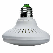 LED White Light UFO Globe Round Bulb E27 15W 30LED 5730SMD Bright Lamp DC12V