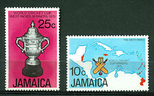 Jamaica 1975, World Cricket Cup, WC Winners, Sports, SC# 414-415, MNH 2022