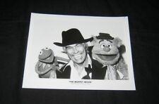 Original 1979 THE MUPPET MOVIE 8x10 Theater Still JAMES COBURN Kermit FOZZIE