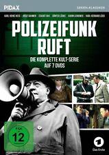 7 DVDs * POLIZEIFUNK RUFT - DIE KOMPLETTE SERIE # NEU OVP