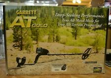 New ListingGarrett At Gold Nugget Metal Detector~100% Water Submersible Brand New Free Ship