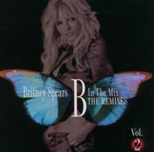 Britney Spears-B in the Mix, the remezclas vol.2 CD neu&ovp/sealed!