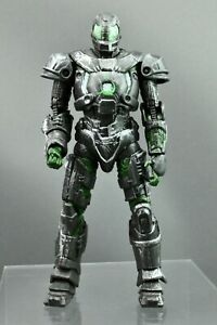 Marvel Legends Ironman movie Titanium Man Custom