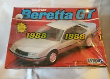 1/25 1988 Chevy BERETTA GT Coupe 2'n1 by MPC ERTL 1987  NEW FACTORY SEALED