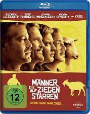 Blu-ray * Männer, die auf Ziegen starren * NEU OVP * George Clooney
