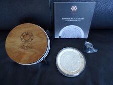 1 KG Kilo Silber 999 Muenze Mexico Azteken Kalender  2009 Silver Coin Prooflike