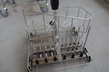 Miele Thermodesinfektor Einsatz Anästhesiewagen E435